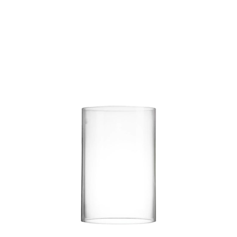 Open Ended H 6 D 4 Candle Sleeves, Hurricane Glass Candle Covers