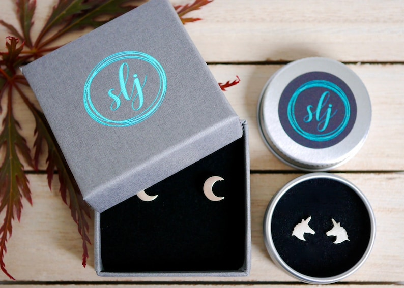 Sterling Silver Circle Earrings   925  circle studs  gifts for her  jewellery  jewelry  hypoallergenic  stocking filler  geometric