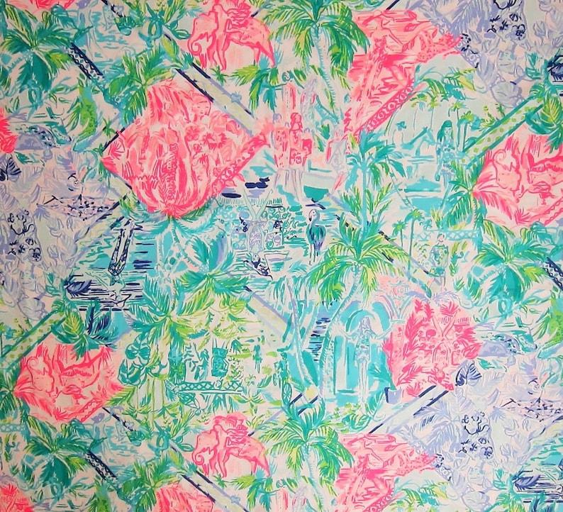 7ded2a4ca94138 Multi Bohemian Queen 2018 cotton poplin fabric 9X18 or 18X18 | Etsy