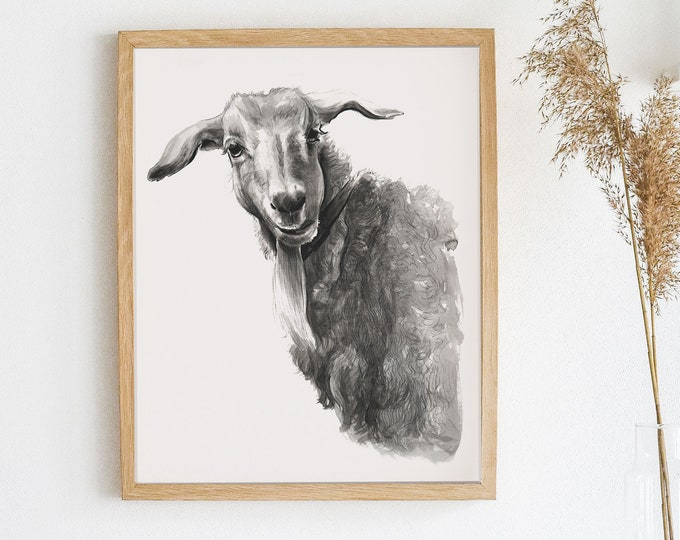 Ram Print