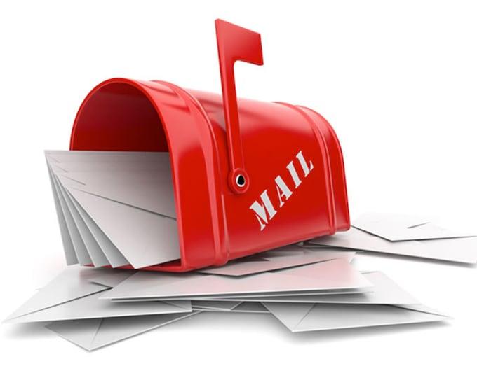 Postage for Breendcilla's order