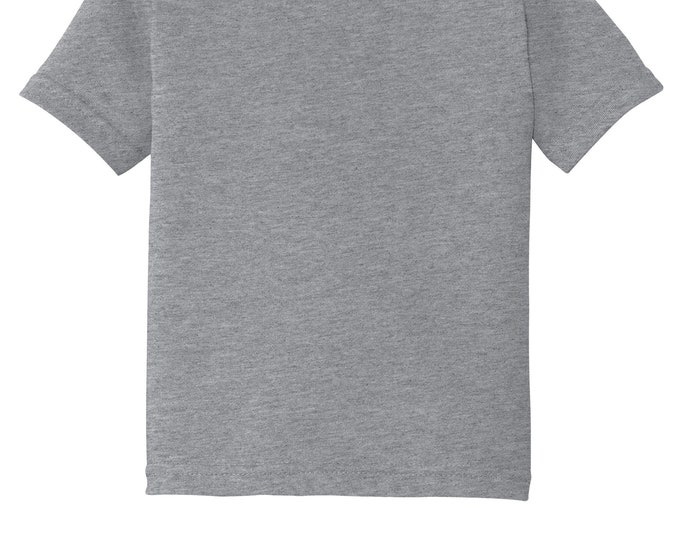CLEARANCE Blank T Shirts - SIZE 6 MONTHS tee shirts - several colors available - Precious Cargo brand Ts