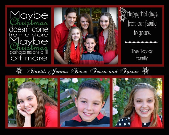 image 0 - Costco Christmas Card