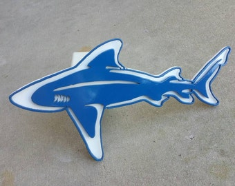 Bull Shark trailer hitch cover