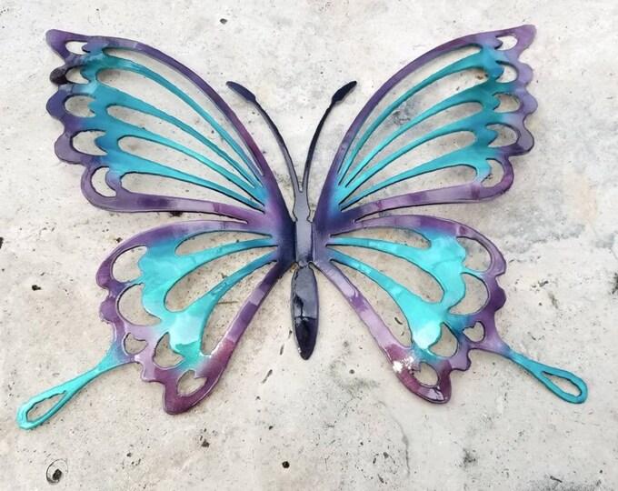 Metal Butterfly Wall Art Bundle