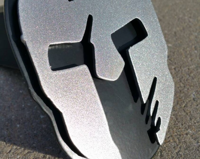 Spartan trailer hitch cover
