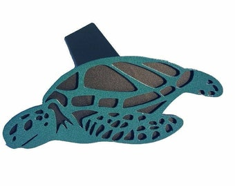 Sea Turtle Trailer Hitch Cover