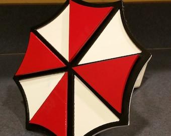 Umbrella Corporation trailer hitch cover