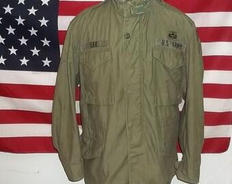 d4b88cdf5 M65 field jacket   Etsy