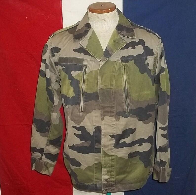 c32df3e3f3a Original vintage Croatian army field shirt jacket military woodland camo  NEW Uniforms   BDUs Militaria