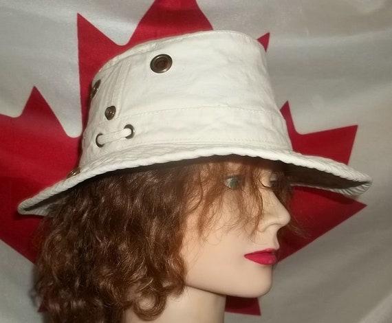 af363692eca 1980s vintage Tilley Endurables T3 safari outdoor hat made in