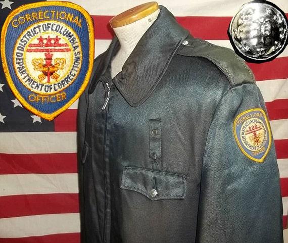 Blauer police jacket