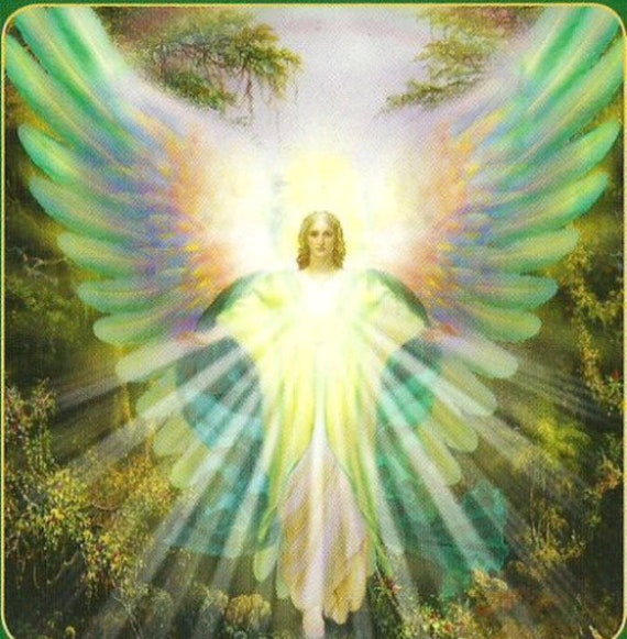 Image result for pictures of archangel raphael