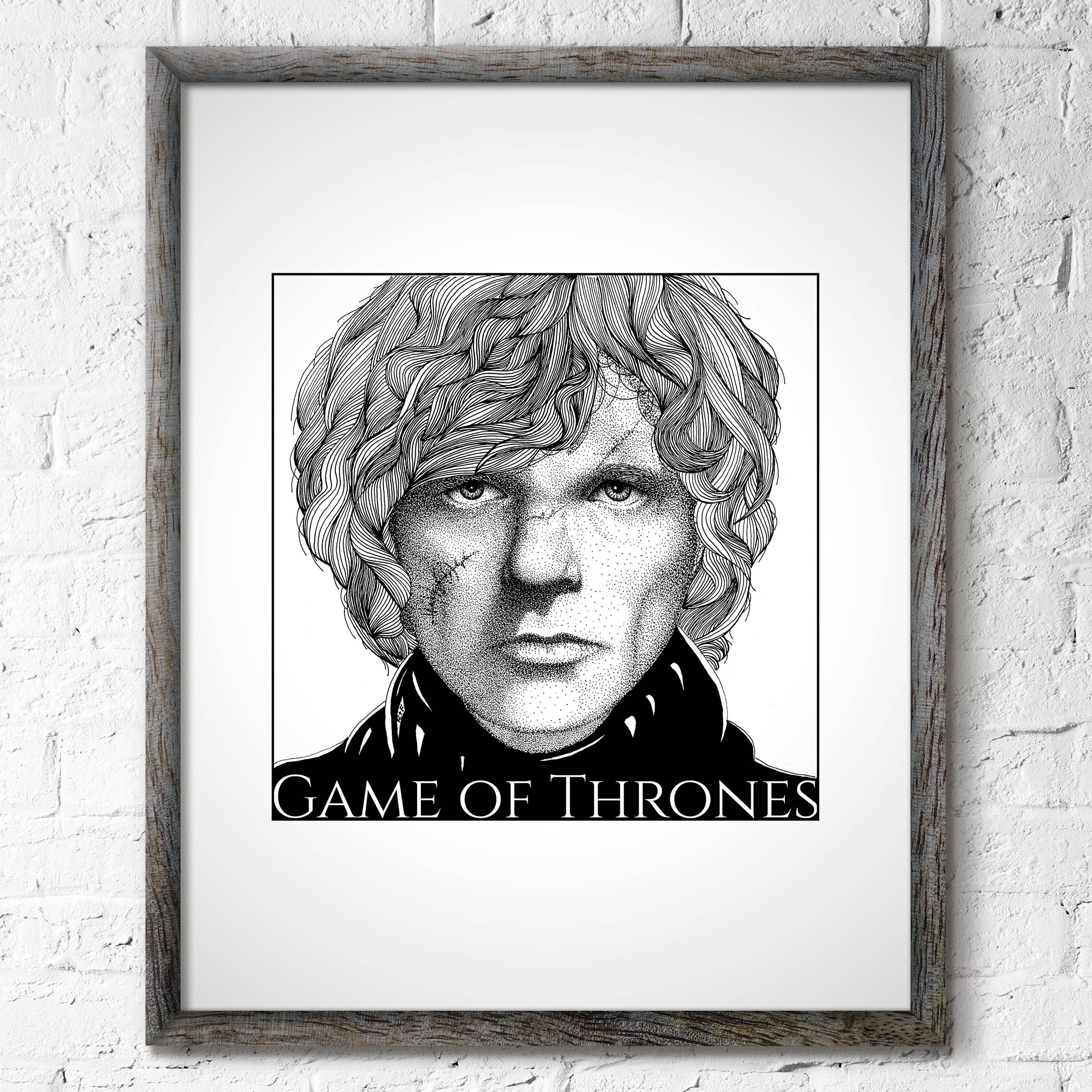 Tyrion Lannister Game of Thrones Song of Ice and Fire