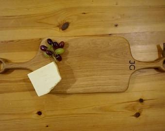 Oak Serving Board 5