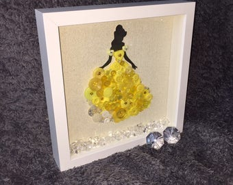 Disney Princess - Belle -Beauty & the Beast- Unique Gift for any Disney Lover