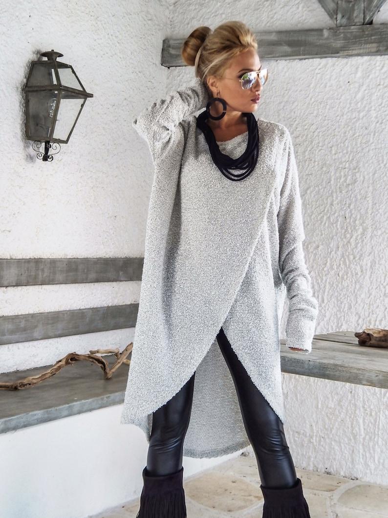 ea5ac14bc2581 Winter Wool Tunic   Boucle Winter Warm Tunic   Winter Blouse