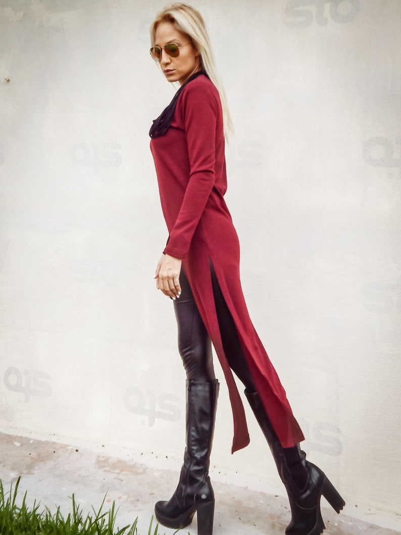 d3ce7ac375e6d NEW Winter Tunic   Plus Size Top   Asymmetric Tunic   Winter