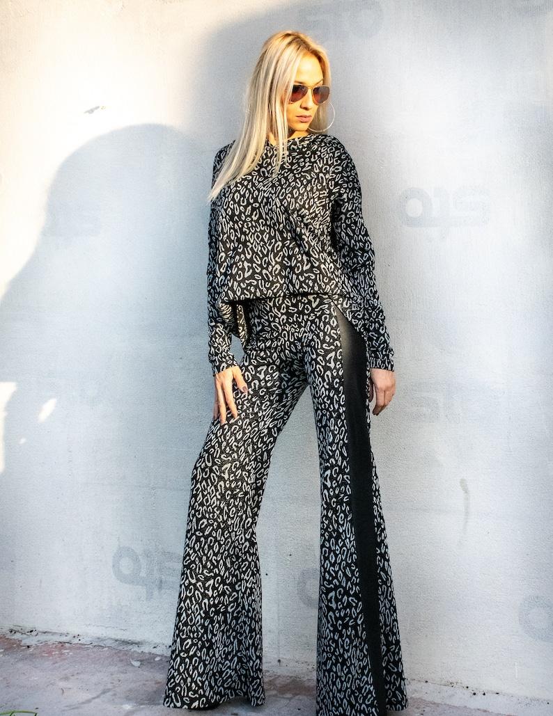 71deb0e38d8 NEW Women Set   Evening Set   Leopard Outfit   Outfits for