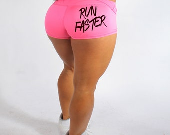 Sexy running clothes