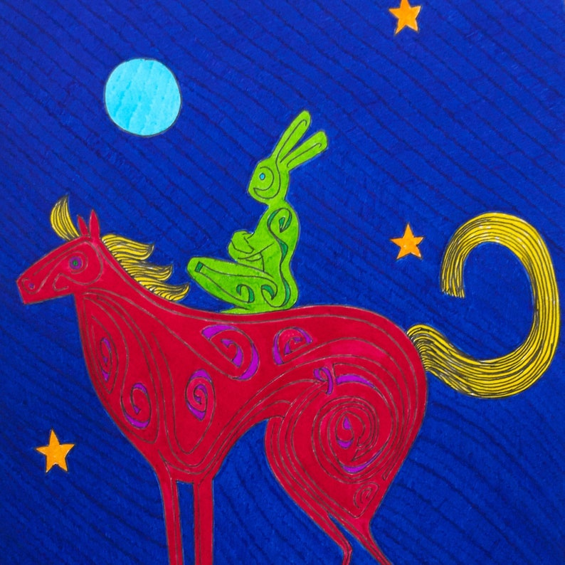 The Horse & The Hare 2021 image 0