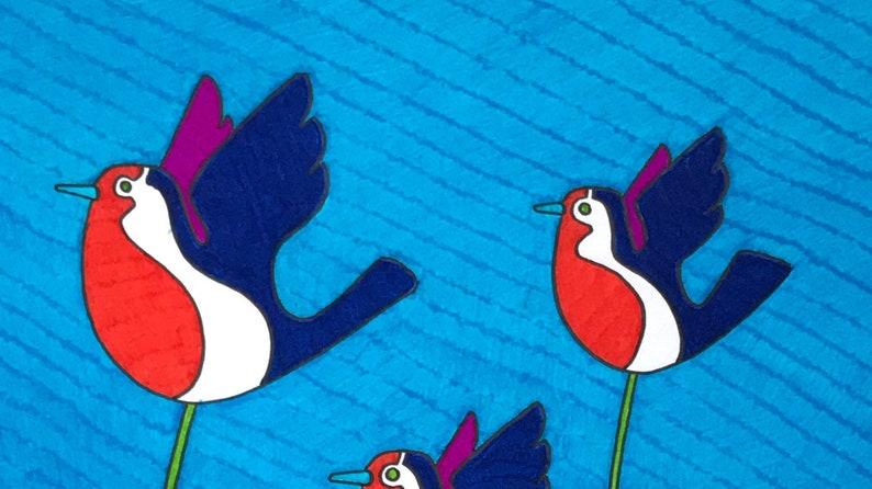 Three Robins 2020 image 0