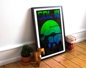 Sol III Retro Poster - Star Trek - Travel - Spock - (Available In Many Sizes)