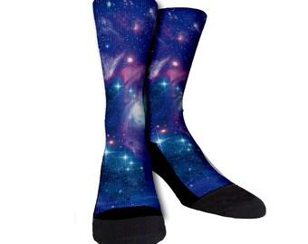 Galaxy Original JustSockz Crew Socks for 1 dollar
