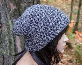 37747346681d3d Hat Women - Hat Beanie - Hat man - Unisex hat - Ear flap Hat Slouchy Beanie  - Knit Accessories by LoveKnittings #WB4-09a