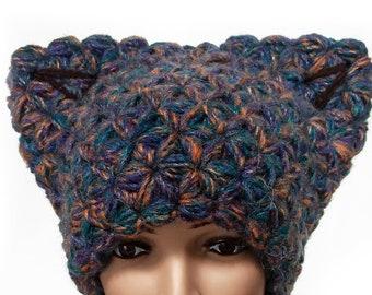d1aa5b0fa9f Winter cat hat