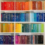 Decorative Books by Color   Choose your Colors   Designer Thrift Used Decor   Create a Set   Fill a Bookshelf/Home   PRICE is PER BOOK