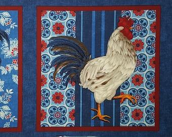 American Folk -- Hexified Panel Quilt Kit