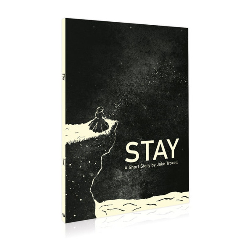 Stay Graphic Novel image 0
