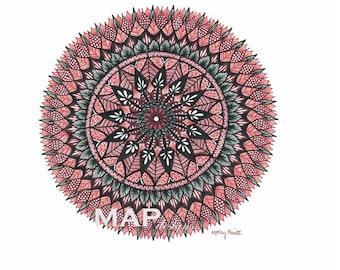 Mandala, Handmade