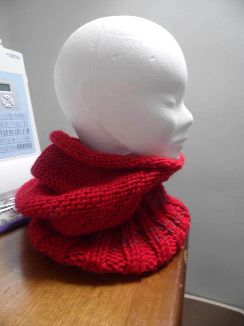 Alpaca hooded turtleneck colour of your choice