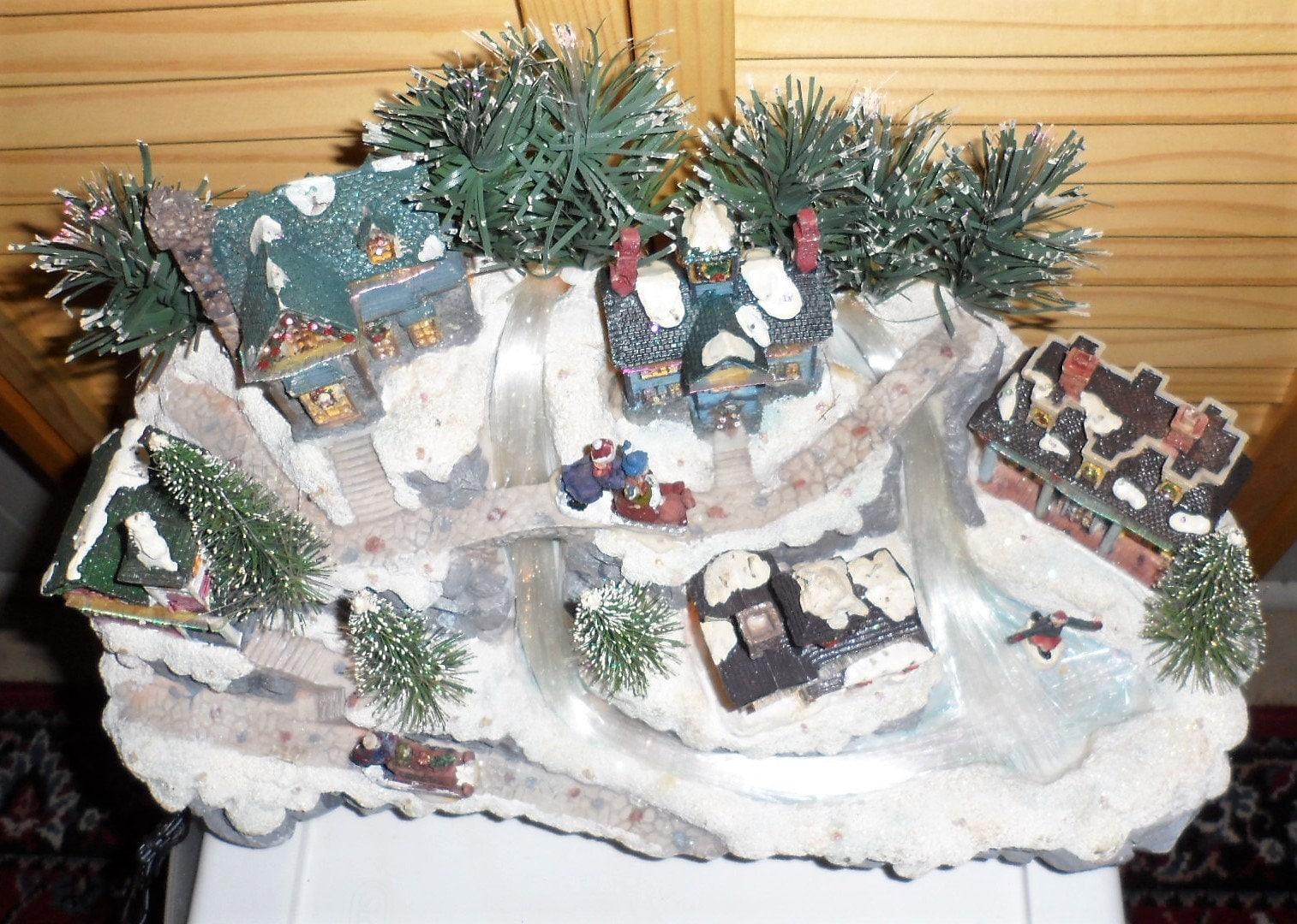 Avon 2021 Christmas Village