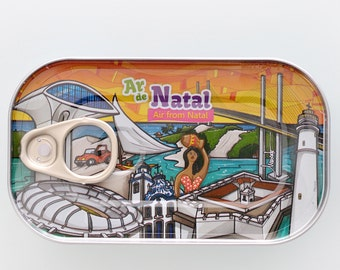 Canned Air from Natal -  Souvenir