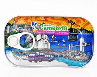 Canned Air from Balneário Camboriú Souvenir