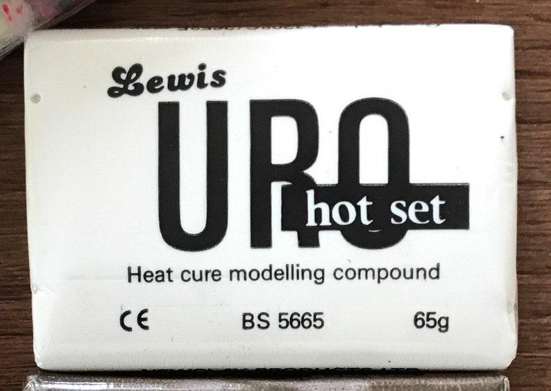 Modelling compound  hot set modelling clay  like fimo image 0