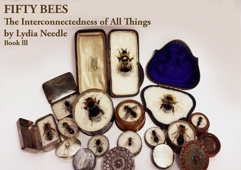 FIFTY BEES lll  the book of the 3rd exhibition  limited image 0