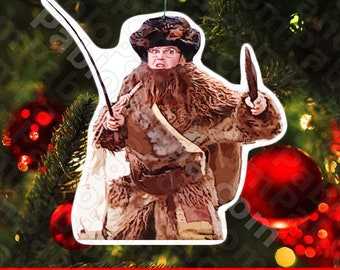 the office christmas ornament dwight schrute belsnickel impish or admirable