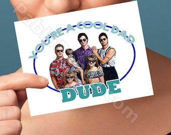 Fathers Day Cards | Full House | Husband Card Gift For Dad Uncle Joey Fathers Day Fathers Gift Son Funny Fathers Day Funny Card For Him Gift