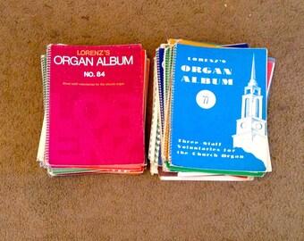 30 Lorenz's Organ Books