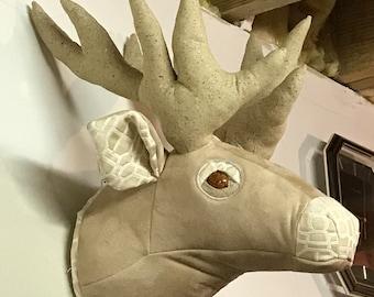 Stuffed Stag/Deer/Buck Animal Head