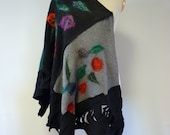 The hot price. Gypsy wool shawl. Perfect for gift.