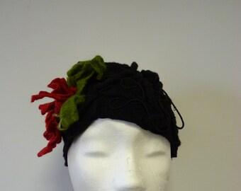 Props Krone Stirnband Baby-Haar-Band Blätter Blätter Blumen-Girlande