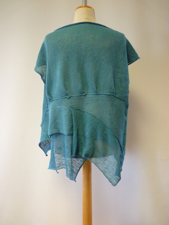 M petrol Summer L sample blouse size one Only w67S7qx