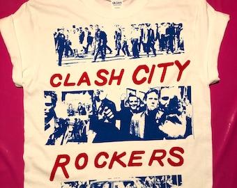 The Clash London Calling Gift Set Pack Magnet Journal Retro Punk T-Shirt