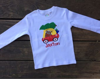 Holiday Cozy Coupe SHIRT