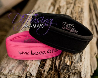 Diffusing Mama's Active Scent Aromatherapy / Essential Oils Diffuser Bracelet